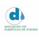 Logo de la Asociación de Diabéticos de Madrid