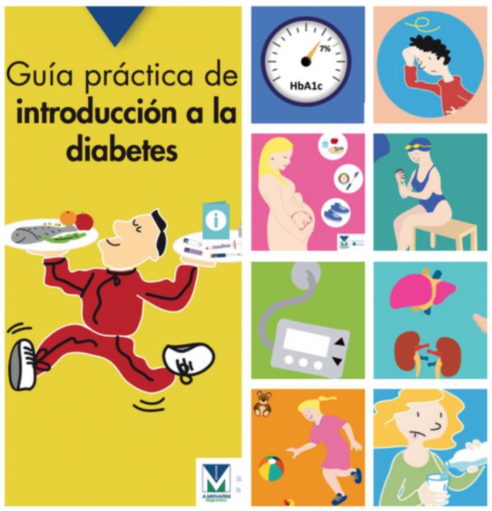 ¡Nuevas guías prácticas sobre la diabetes 2017