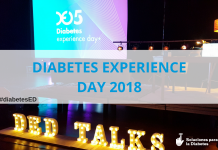 Diabetes Experience Day 2018