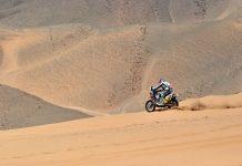 Dani Albero, motociclista KTM