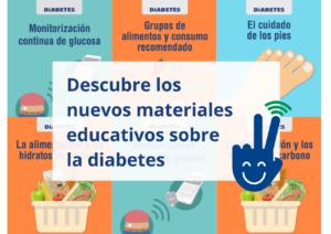 Materiales educativos sobre la diabetes_Menarini Diagnostics