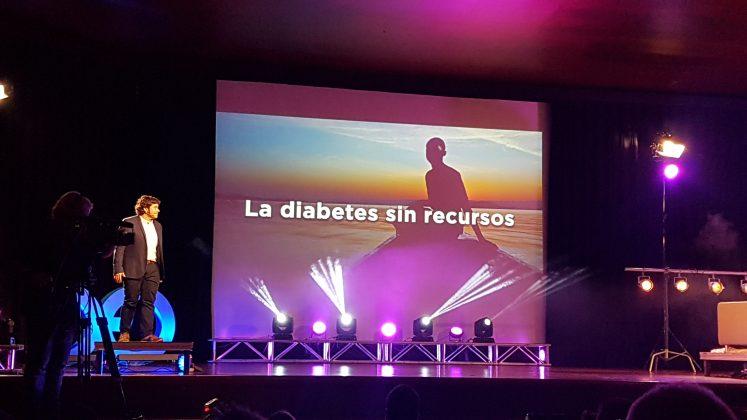 DEDTalk: Diabetes sin recursos