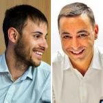 Pablo Zumaquero y Juan Revenga