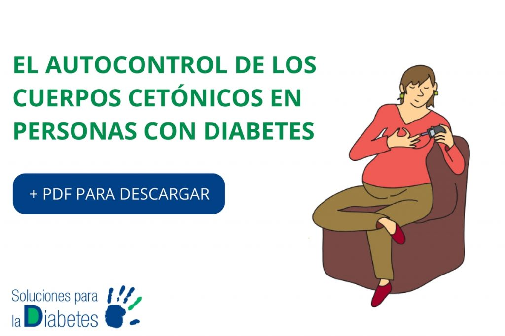 El autocontrol de los cuerpos cetónicos en personas con diabetes