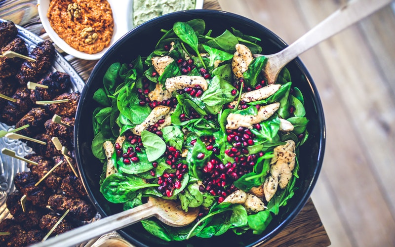 Recetas para preparar con espinacas
