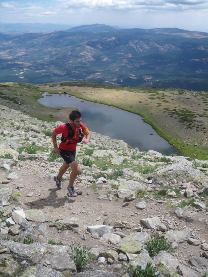 Julio García, deportista que no deja que la diabetes le frene.