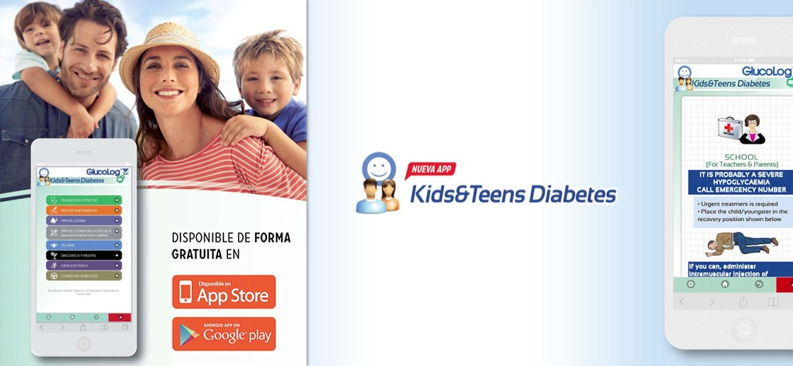 Kids and Teens Diabetes - Menarini Diagnostics