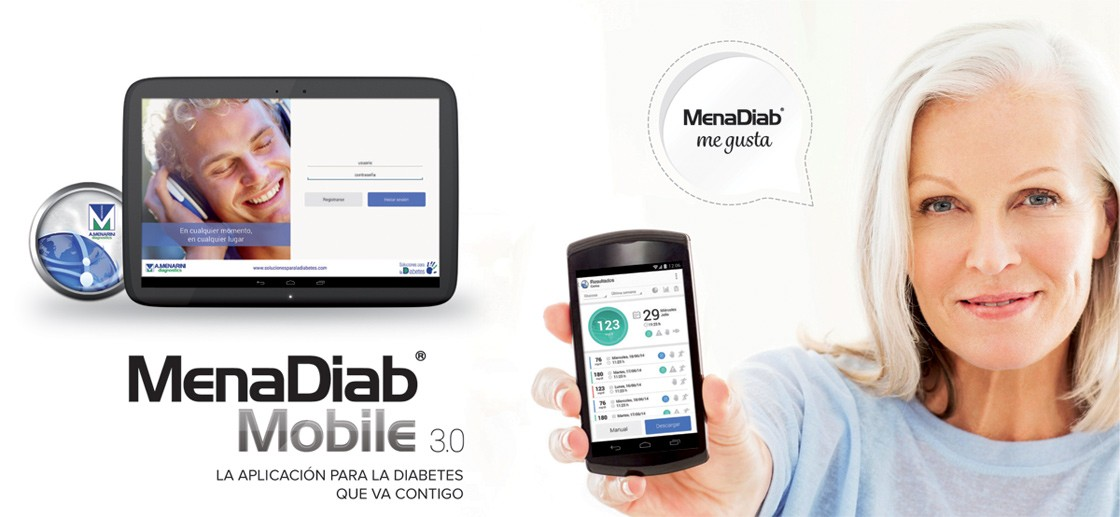 MenaDiabMobile - Menarini Diagnostics