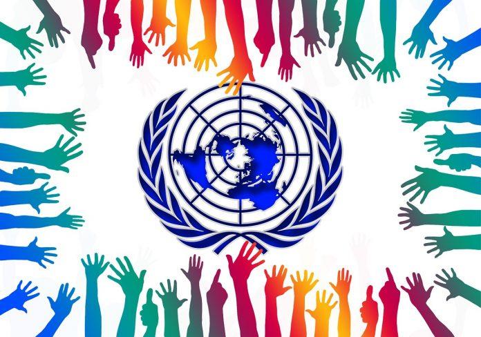 Símbolo de naciones unidas