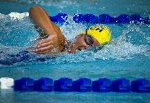 Nadador profesional