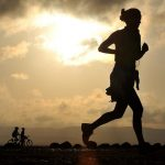 Patricia González, maratoniana con diabetes
