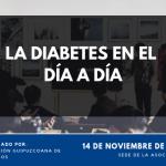 Charla sobre aspectos diarios de la diabetes