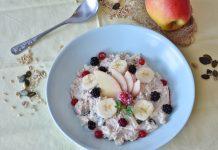 La avena es una excelente opción para desayunar