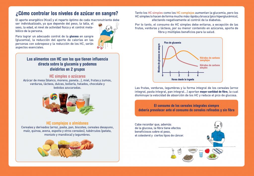 Azúcar e hidratos de carbono