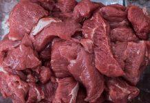 La carne roja es un alimento rico en proteína