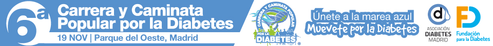 6ª Carrera caminata popular por la diabetes 2017