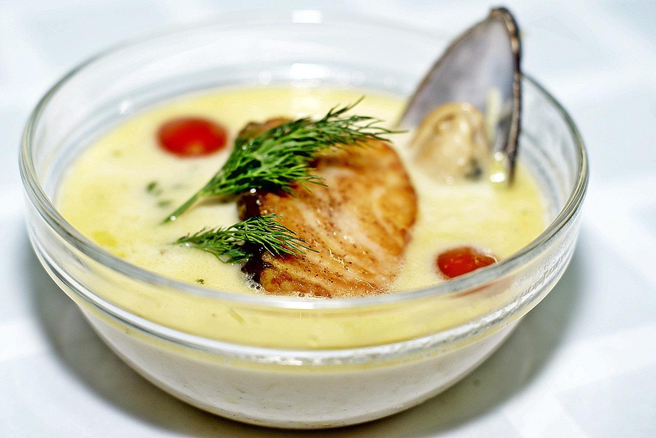 Receta: Caldo de pescado