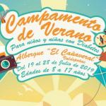 Campamento de verano de la asociación de diabéticos de Toledo