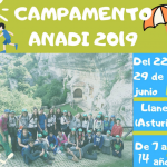 Campamento de verano para niños ANADI