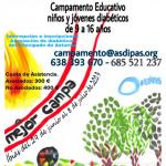 Campamento educativo ADISPAS 2019