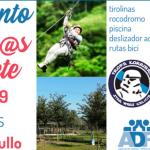 Campamento de verano Asociación de Diabéticos Ferrolterra