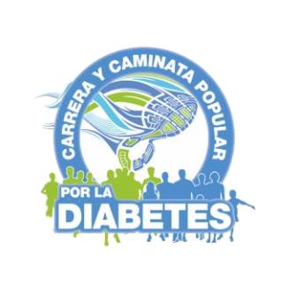 arrera y caminata popular por la diabetes