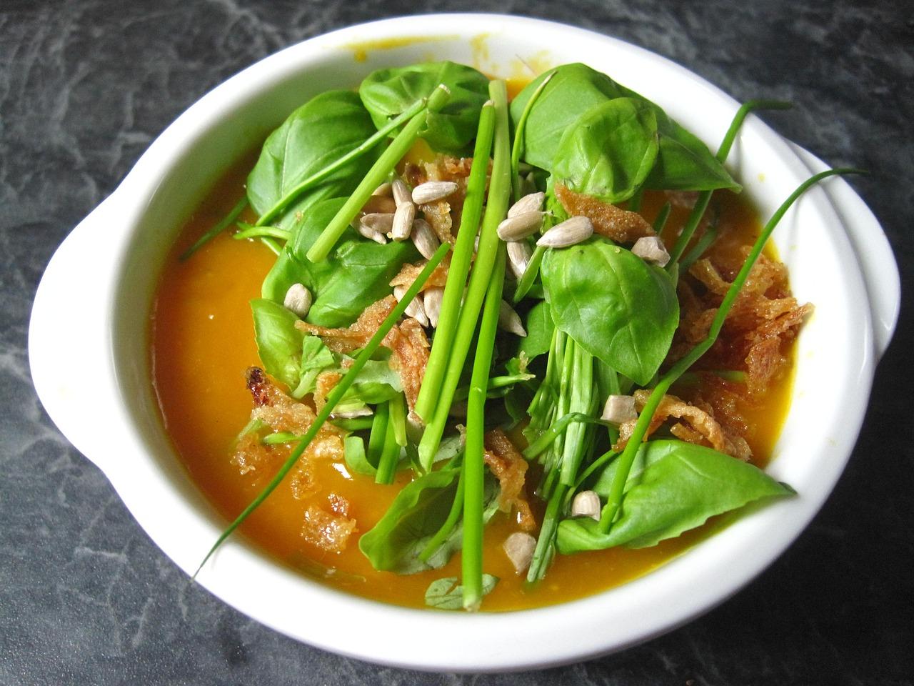sopa de brócoli con diabetes