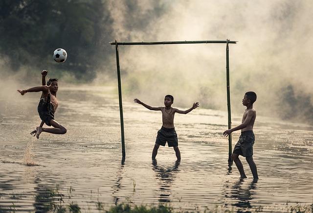 El deporte promueve valores importantes para los niños