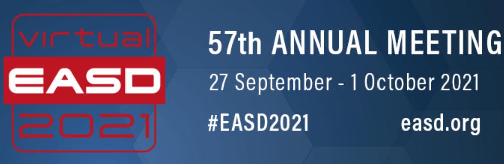 EASD 21 Virtual