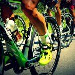 Uno de los ejercicios aeróbicos más practicado es el ciclismo profesional