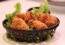Receta de pollo rebozado con parmesano