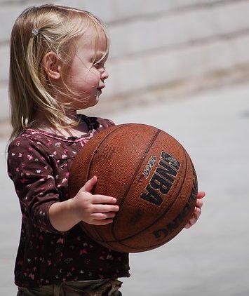 DiaBasket evento para niños con diabetes y baloncesto