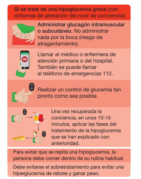 hipoglucemia grave