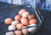 Los huevos contienen vitamina D