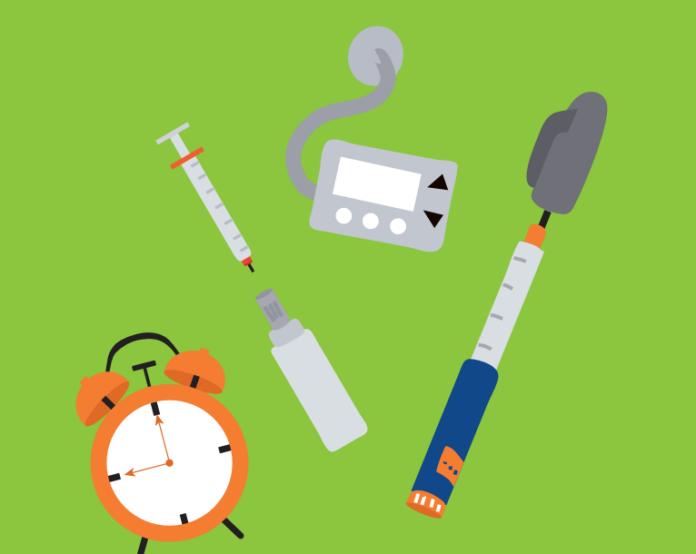 Sistemas de inyección de insulina