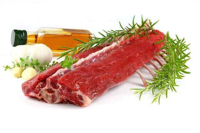 Características de la carne de cordero