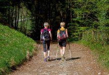 La marcha nórdica es uno de los deportes más beneficiosos para personas con Diabetes