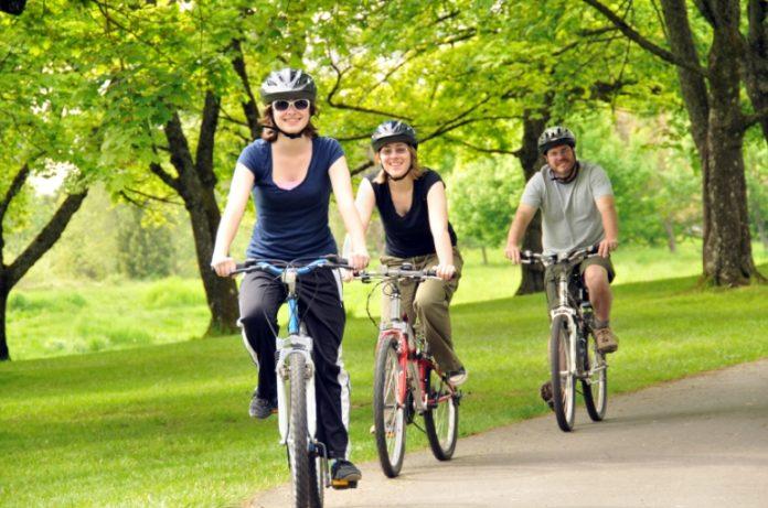 Resultado de imagen para manejar bici