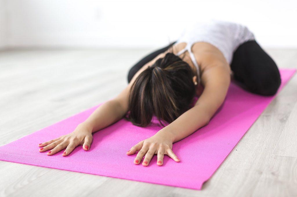 Yoga, Tai Chi, estiramientos