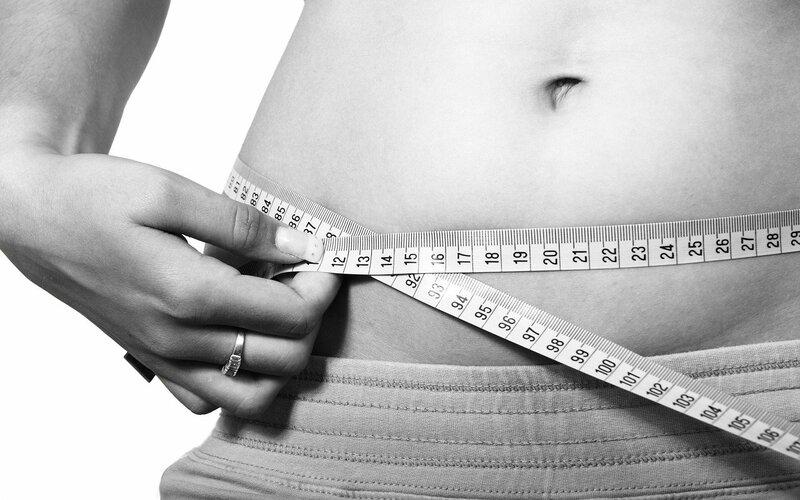 Medir el perimetro de la cintura