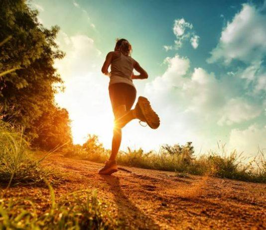 Persona corriendo (running)