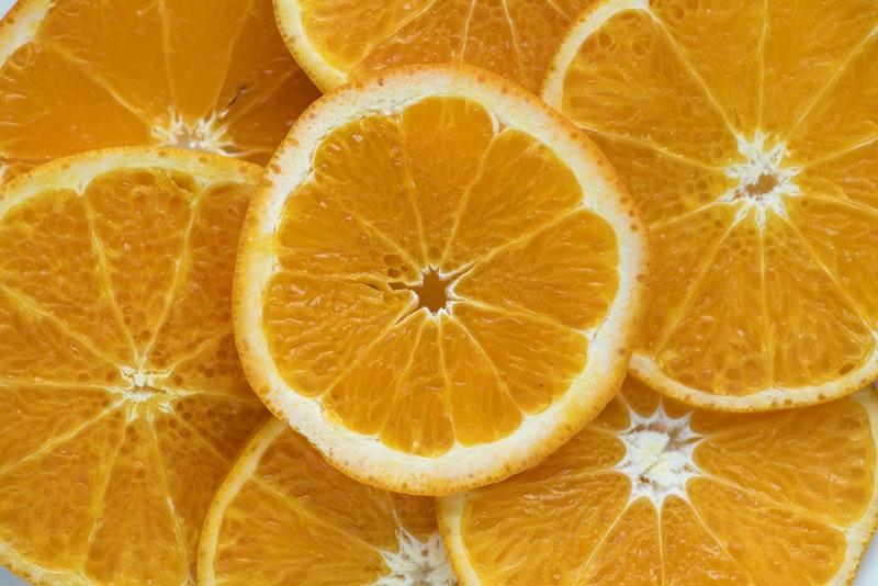 Las naranjas son frutas de invierno