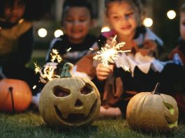 Halloween y diabetes en niños