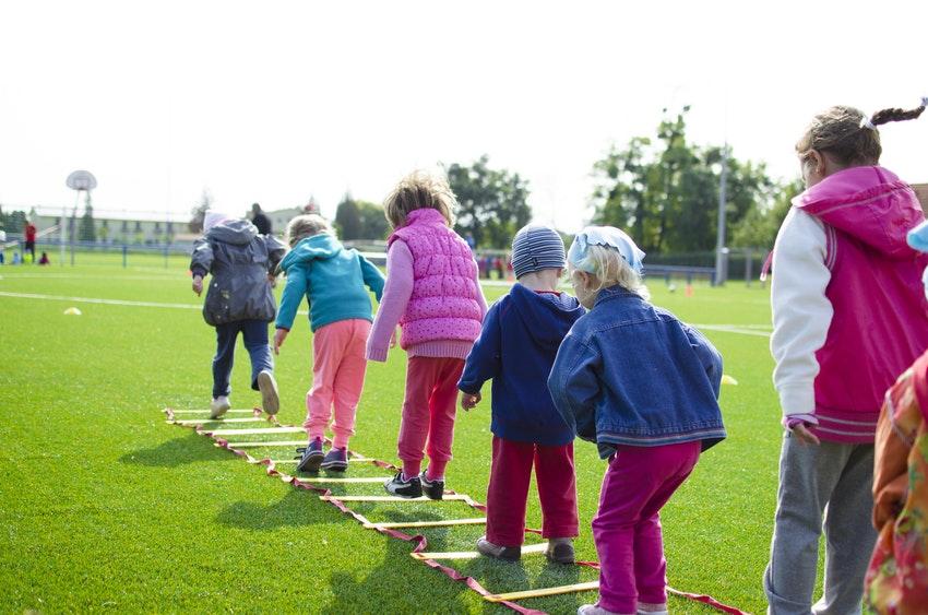 El deporte en niños evita sedentarismo y obesidad
