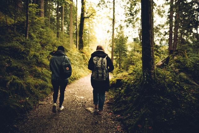Caminar es una buena actividad física