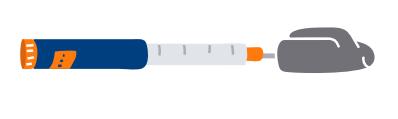 Pluma insulina