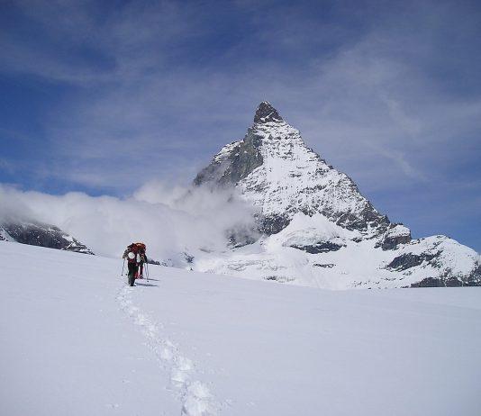 Bea García, enfrentándose a grandes retos de montaña con diabetes.