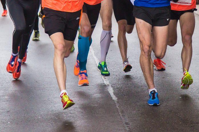 El running es un ejercicio aeróbico que beneficia a las personas con diabetes.