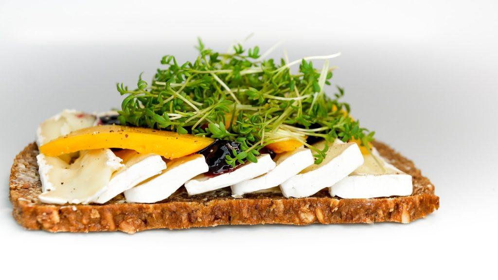 Sandwich integral, una excelente opción para desayunar