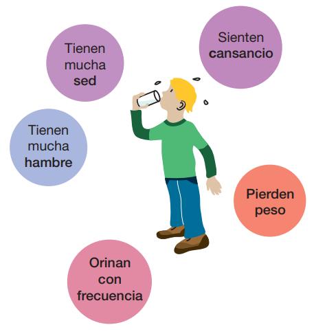sintomas de diabetes en niños de ocho años